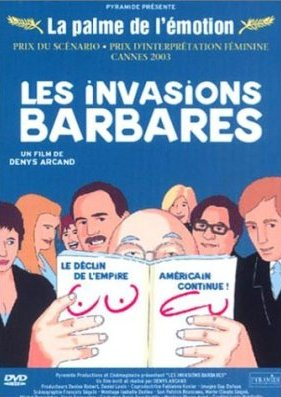 Les invasions barbares