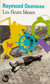 Les fleurs bleues - Raymond Queneau
