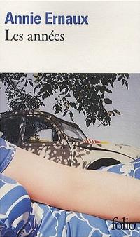 Les années - Annie Ernaux