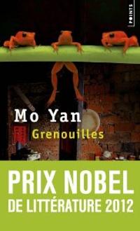 Grenouilles - Mo Yan