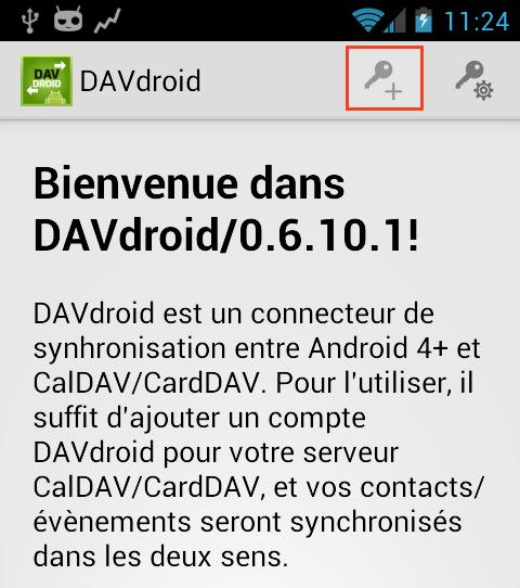 DAVdroid 1