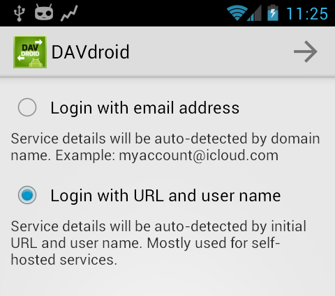 DAVdroid 2