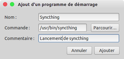 syncthing-auto