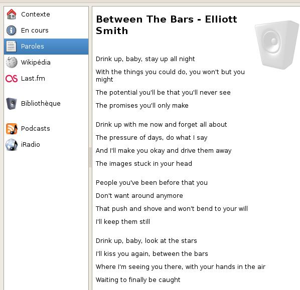 Ubuntu pascal 39 s weblog page 6 for Lorie par la fenetre je regarde seul parole