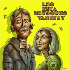Variety (english version) - Les Rita Mitsouko