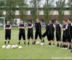 équipe de bretagne de football