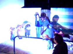 Théâtre à Verruyes