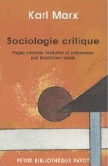 Sociologie critique - Karl Marx
