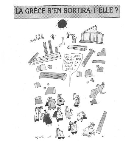 crise en Grèce