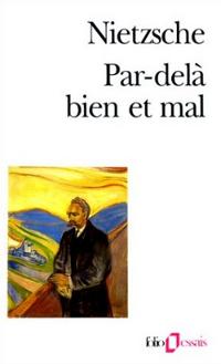Par-delà bien et mal - Friedrich Nietzsche