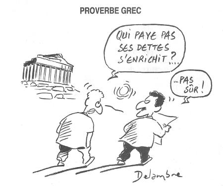 proverbe grec