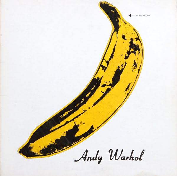 Pochette Velvet Underground and Nico