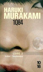1Q84 - Haruki Murakami - Tome 2