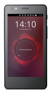 le premier ubuntu phone