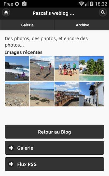 Zenphoto v1.4.9 et nouveau thème zpMobile