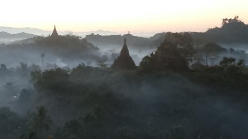 Voyage en Asie 2018 : Birmanie – Bagan et Mrauk U