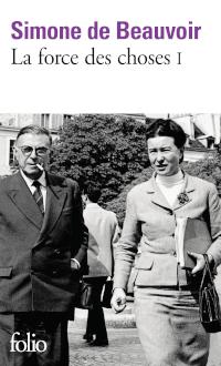 La force des choses T1 - Simone de Beauvoir