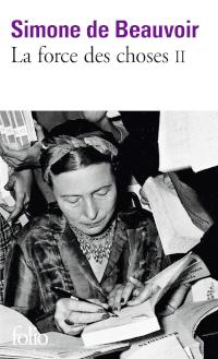 La force des choses T2 - Simone de Beauvoir