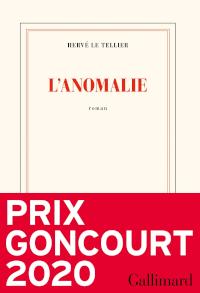 L'anomalie - Hervé Letellier