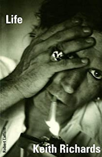 Life - Keith Richards