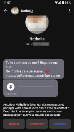 Signal, premier spam - Jami pour remplacer ?