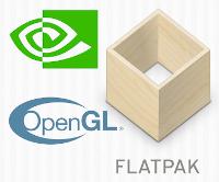 """Erreur """"Could not initialize GLX"""" au lancement du client Nextcloud (Flatpak)"""