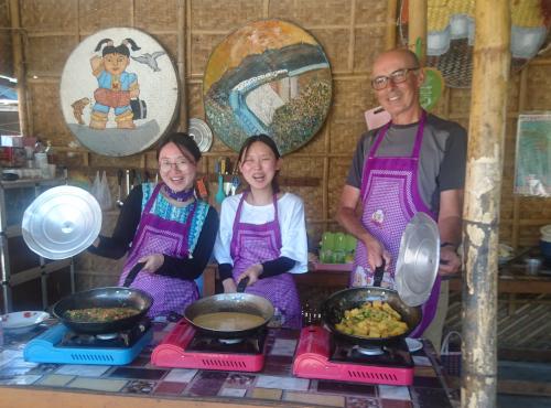 Cours de cuisine : Laos et Birmanie