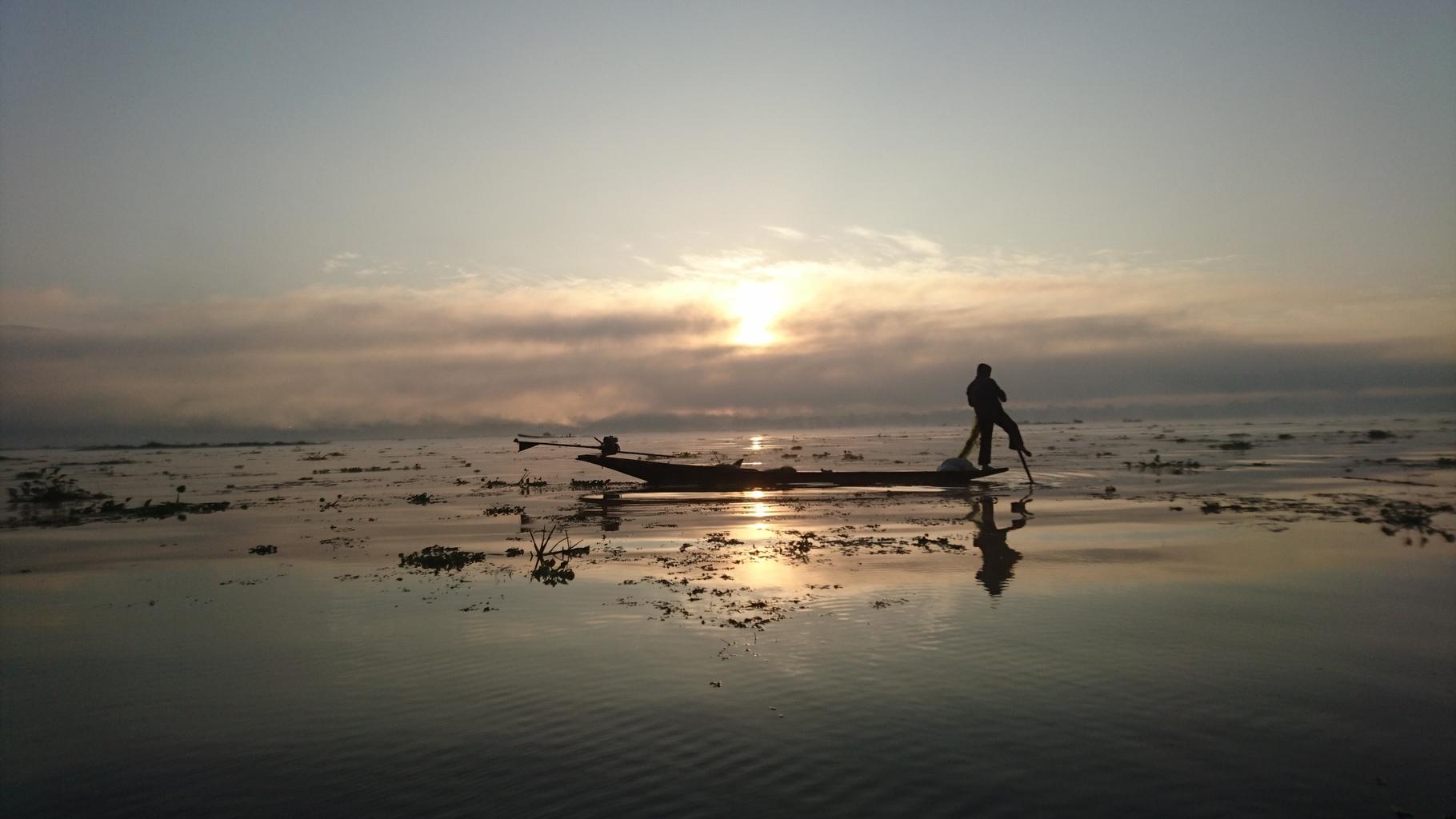 Voyage en Asie 2018 : Birmanie - Lac Inle