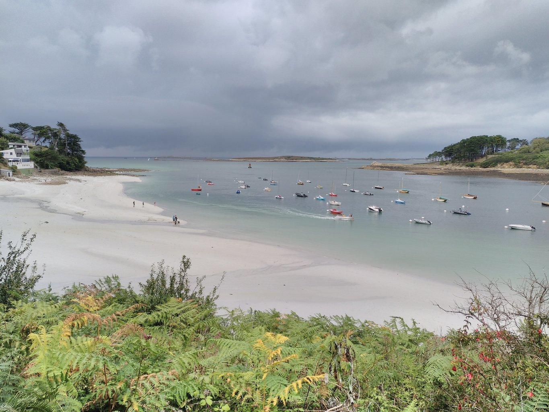 Randonnée Finistère Nord