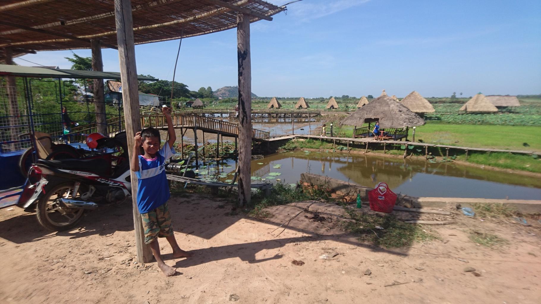 Voyage en Asie 2018 : Cambodge